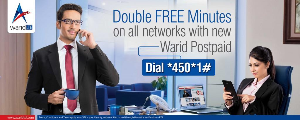 Warid-Postpaid