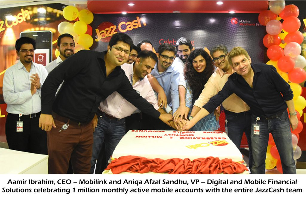 Mobilink Jazzcash picture with