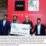Uber PSL
