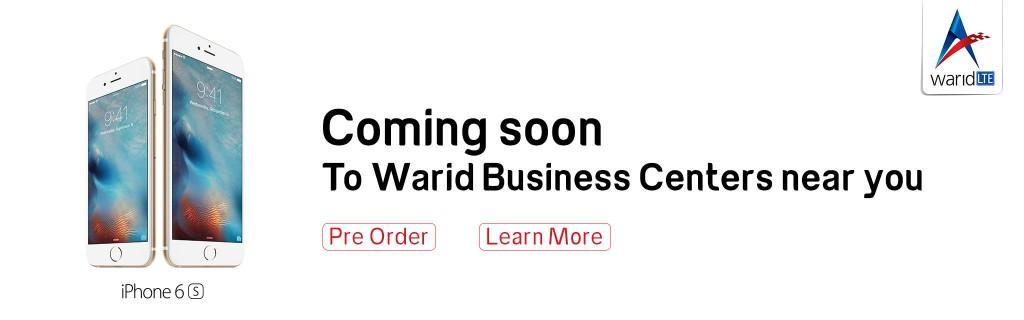 Warid Apple-iPhone-6-S